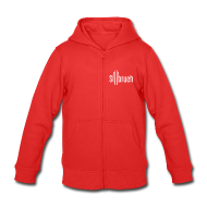 Pullover & Hoodies ~ Kinder Premium Kapuzenjacke ~ Stilbruch-Fanjacke (Kinder)