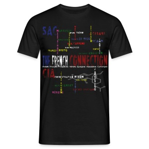 T-SHIRT standard homme french connection  - T-shirt Homme