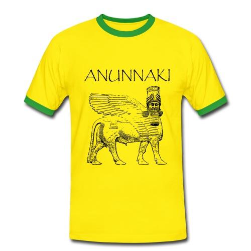 ANUNNAKI - T-Shirt - Maglietta Contrast da uomo