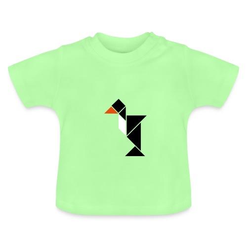 tangram_pinguin - Baby T-Shirt