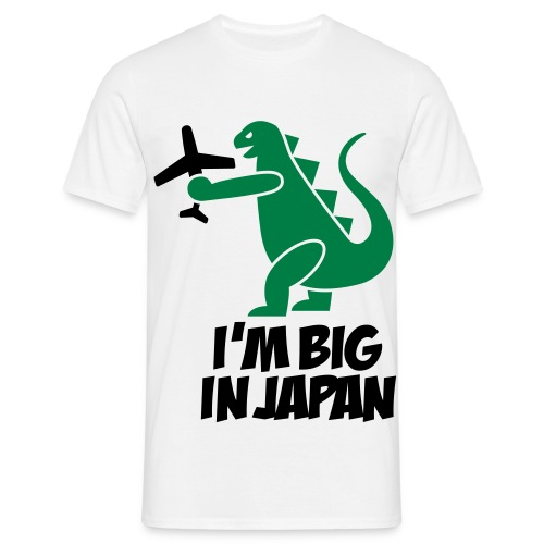 I'm Big In Japan T-Shirt - Men's T-Shirt