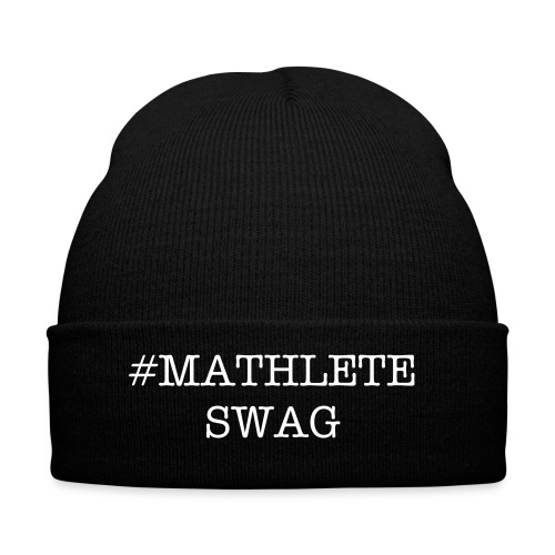 Math Lete Swagga - Winter Hat