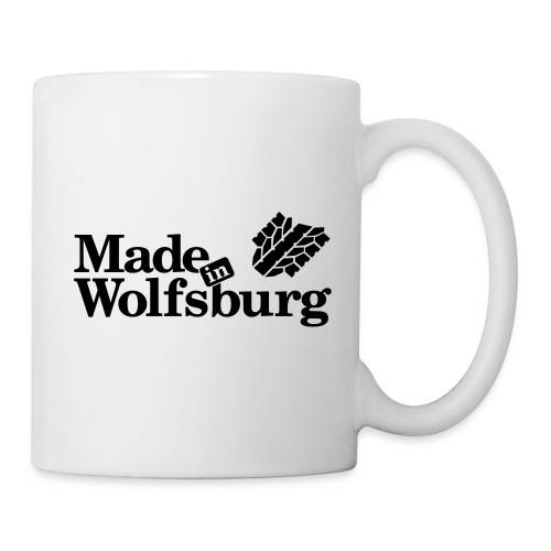 Made in Wolfsburg - Tasse