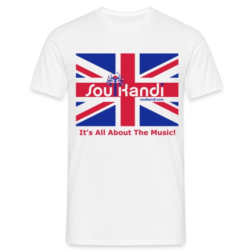 Mens Union Jack Classic Tee - Men's T-Shirt