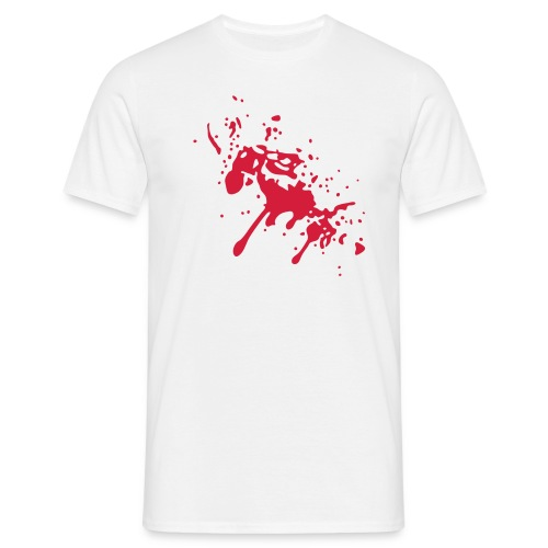 Mens Spray - Men's T-Shirt