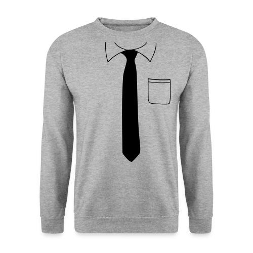 Tie. - Men's Sweatshirt