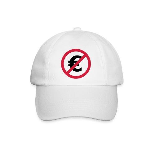 Baseballkappe No Euro - Baseballkappe