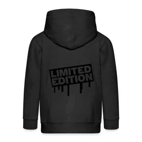 Kids's Hoodie_Limited Edition Design - Kids' Premium Zip Hoodie