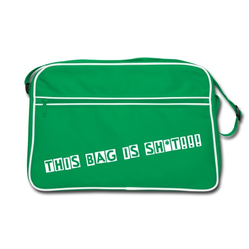 This Bag is Sh*t Bag - Retro Bag