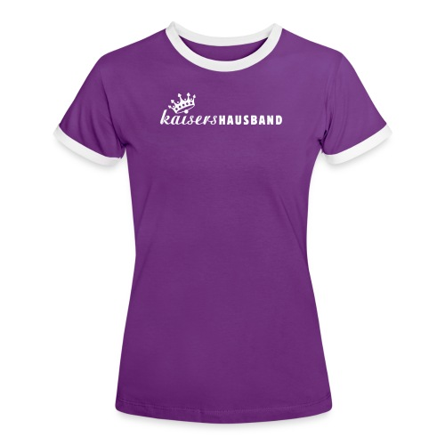 Mädele T-Shirt - Frauen Kontrast-T-Shirt