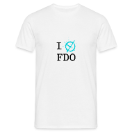 T-Shirts ~ Men's T-Shirt ~ I X FDO - Man