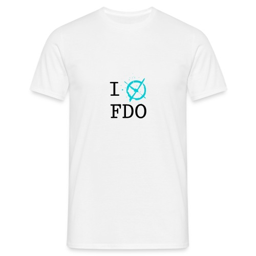 I X FDO - Man - Men's T-Shirt