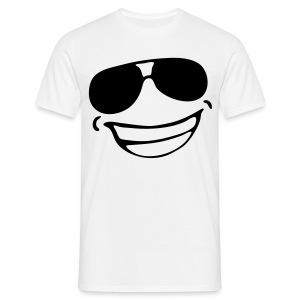 Smile!! - Men's T-Shirt