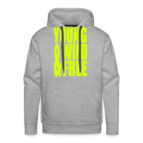 TS wild vest - Mannen Premium hoodie