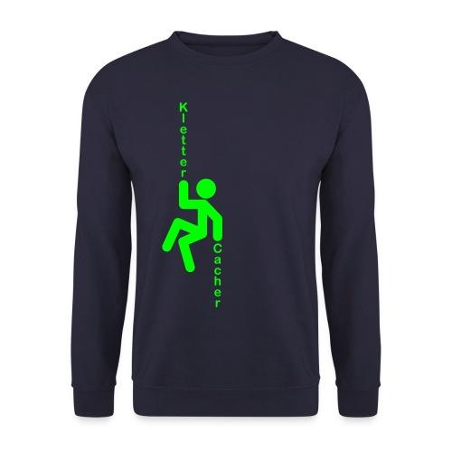 Kletter-Cacher - Sweatshirt - Männer Pullover