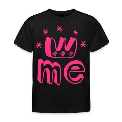 TS me shirt - Kinderen T-shirt