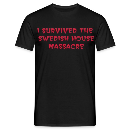 Swedish House Massacre - Men's T-Shirt