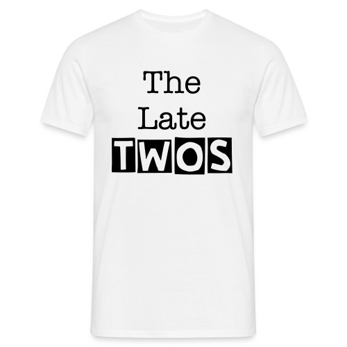 shes a stylish girl T-Shirt - The Late Twos - Men's T-Shirt