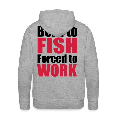 angeln - Männer Premium Hoodie