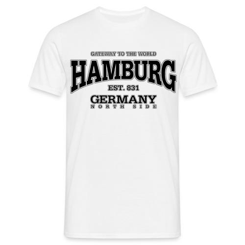Männer T-Shirt - t-shirt,shop,klamotten,funny,fun,fishing,fish,fischen,fische,angeln,angel-shirts.de.vu,angel
