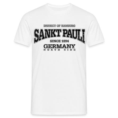 Männer T-Shirt - angel,angel-shirts.de.vu,angeln,fische,fischen,fish,fishing,fun,funny,klamotten,shop,t-shirt