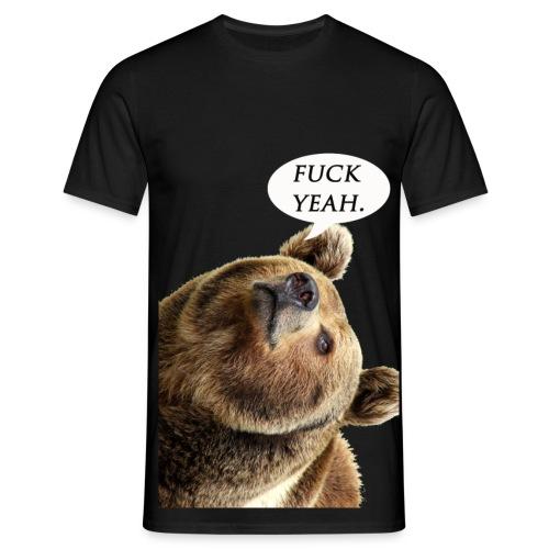 Anima Fuck Yeah Shirt - Männer T-Shirt