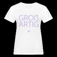 T-Shirts ~ Frauen Bio-T-Shirt ~ Pro Versal-ß