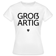 T-Shirts ~ Frauen T-Shirt ~ Pro Versal-ß basic