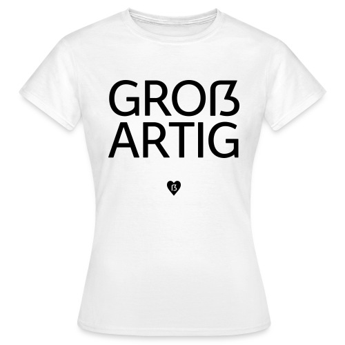 Pro Versal-ß basic - Frauen T-Shirt