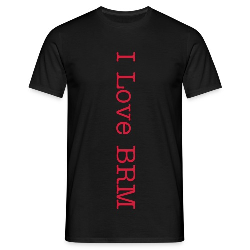 BRM T-Shirt - Men's T-Shirt