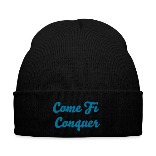 Come Fi Conquer Winter Warmer - Winter Hat