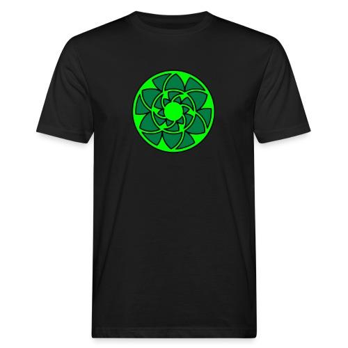 Barbury castle III UV-aktiv - Männer Bio-T-Shirt