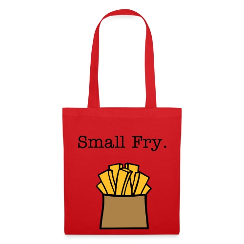 Small Fry - Tote Bag - Various Colours - Tote Bag