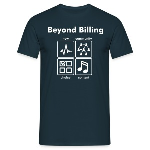 Beyond Billing 4 - Men's T-Shirt