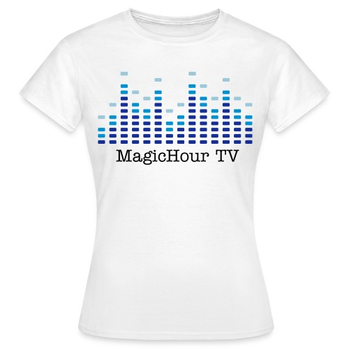 MagicHour TV  - Women's T-Shirt