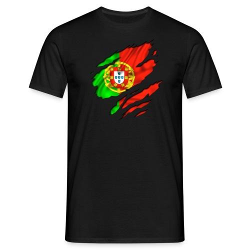 Portugal T-shirt mec - T-shirt Homme