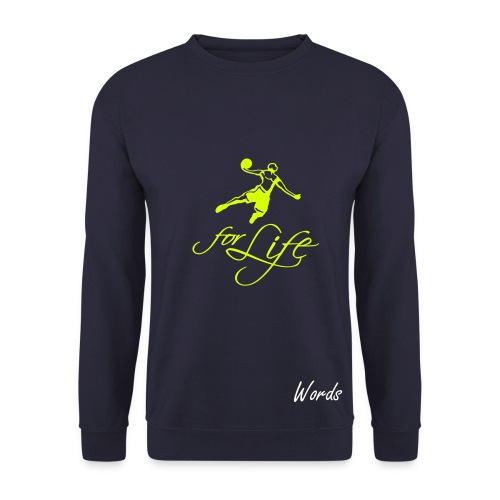 Words - Men's Sweatshirt