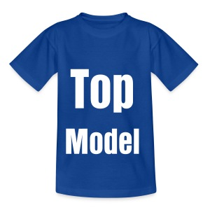 Top model - Kinderen T-shirt