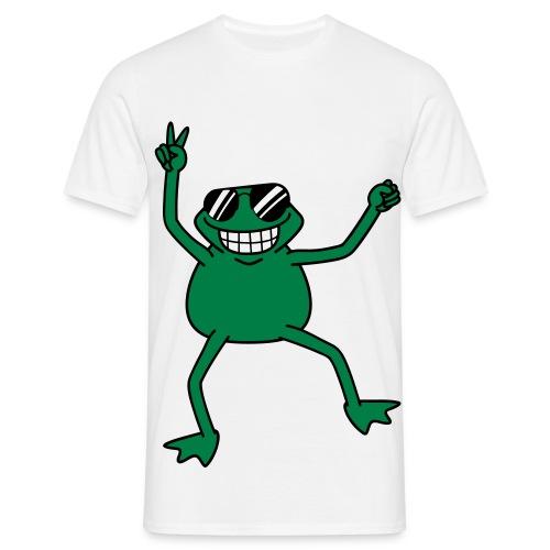 Awesome Frog shirt  - Men's T-Shirt