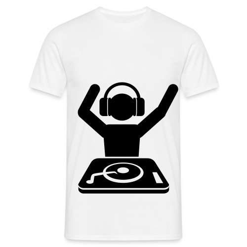 DJ shirt  - Men's T-Shirt