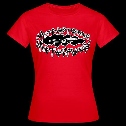 Monsters of Motocross No.5 - Frauen T-Shirt