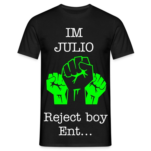 OFFICIAL TI-SHIRT REJECT BOY ENT... - Camiseta hombre