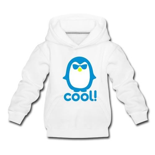 Penguin trui Kids - Kinderen trui Premium met capuchon