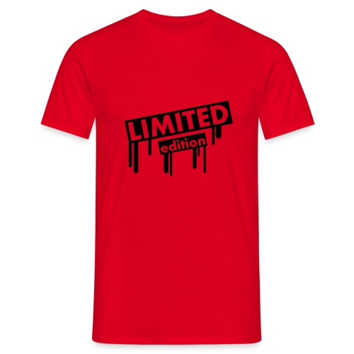 Herre - Limited Edition - Herre-T-shirt