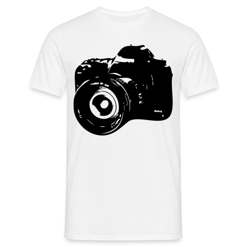 Für Kamerafans! - Männer T-Shirt