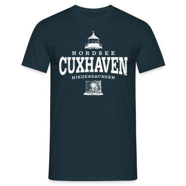 Cuxhaven Nordsee (weiss oldstyle)