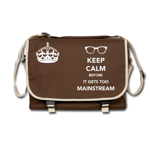 Keep calm Bag - Shoulder Bag