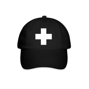 Plus - Original Beechfield Base Cap (Black) - Baseball Cap