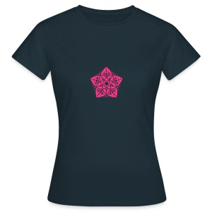 Venus in deep seas - Women's T-Shirt