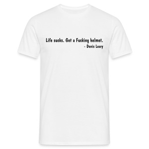 Life sucks - Men's T-Shirt